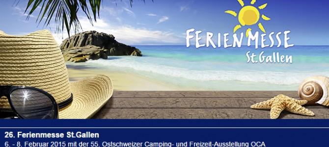 Ferienmesse St. Gallen