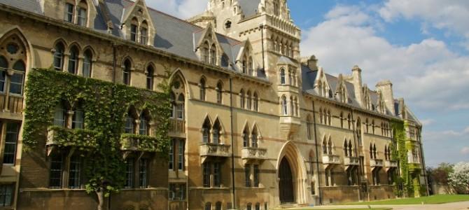 Die Top 5 Attraktionen in Oxford