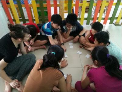 Freiwilligenprojekt in Vietnam