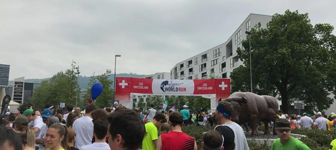 WINGS FOR LIFE World Run 2018 – Wir waren wieder dabei!