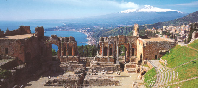 Der Frühling ist da – Unser Tipp des Monats: Taormina