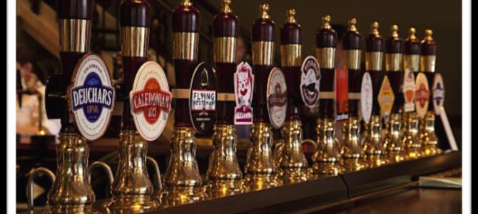 Edinburgh : Englisch lernen zwischen Whiskey und Bier