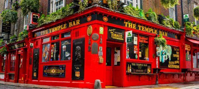 Städtetrip nach Dublin
